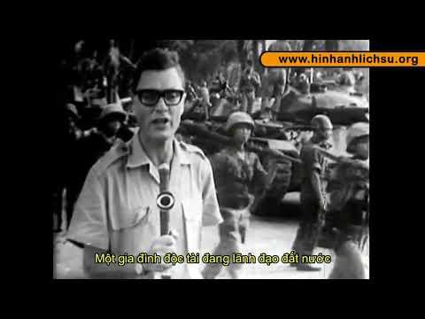Phim tài liệu: Đảo chính Việt Nam Cộng Hòa năm 1963