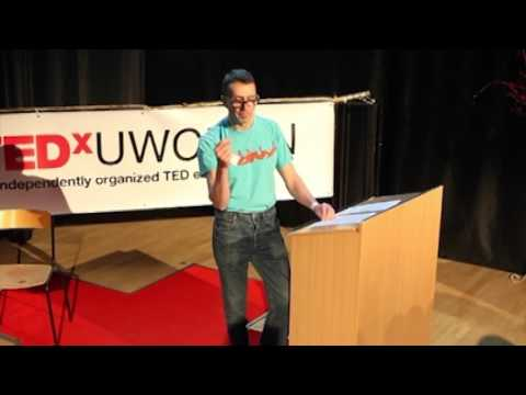 Back to the Future | Chris Hamper | TEDxUWCRCN