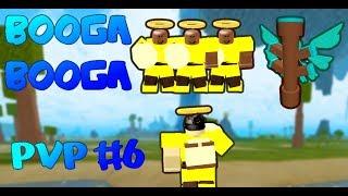 PVP COMP #6 | ROBLOX BOOGA BOOGA