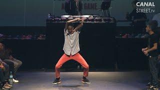 Dance battle : Taylor vs Waydi - I Love This Dance 2012