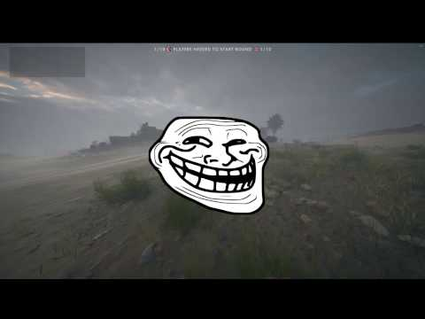 TROLL FACE Easter Egg Hunt Part II Battlefield 1