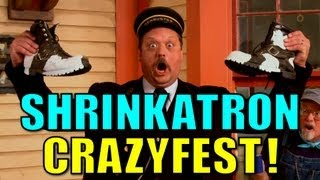 Shrinkatron Crazyfest! - Choo Choo Bob Show