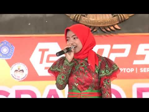 "Sholawat ""Assalamualaika Ya Rasulullah"" By Sharla Martiza ""The Voice Kids Indonesia"""