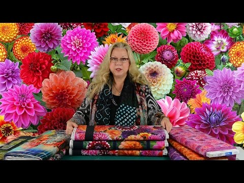 Digital Printed Fabrics - Presented by Luana Rubin
