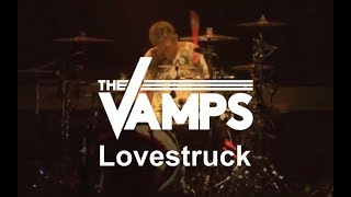 The Vamps playing Lovestruck live at the O2 Arena in London on May ...