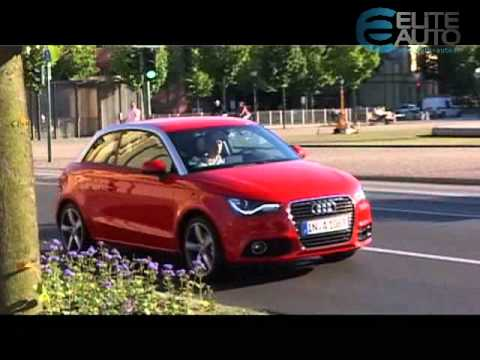 essai audi a1 1 4 tsi youtube. Black Bedroom Furniture Sets. Home Design Ideas