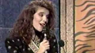 Celine Dion - D'amour ou D'amitie live 1989