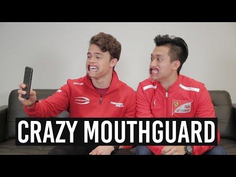 The Crazy Mouthguard