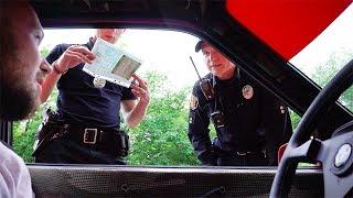 Громкий FORD и Полтавская полиция