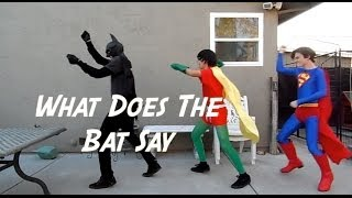 Repeat youtube video ♫What Does The Bat Say - (Ylvis - What Does The Fox Say Parody)