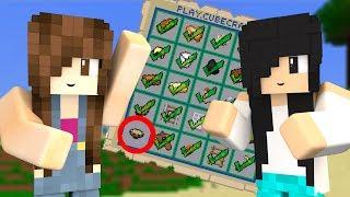 Minecraft - A SOPA DO TUDO OU NADA!