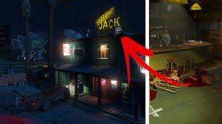 NAWIEDZONY BAR YELLOW JACK?!  - GTA V Legendy & Teorie | ODC 9 |