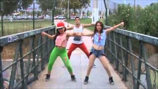 hasta abajo - Yandel coreografia sandunga fitness