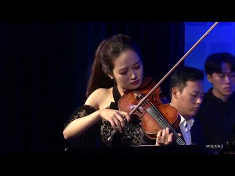 Midday Masterpieces: Bomsori Kim Plays Ravel's Violin Sonata No. 2