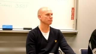 Hammarby Bandy - Bollnäs (Presskonferensen)