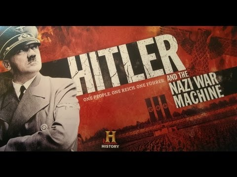 Hitler And The Nazi War Machine 1/6 - The Third Reich,The Rise