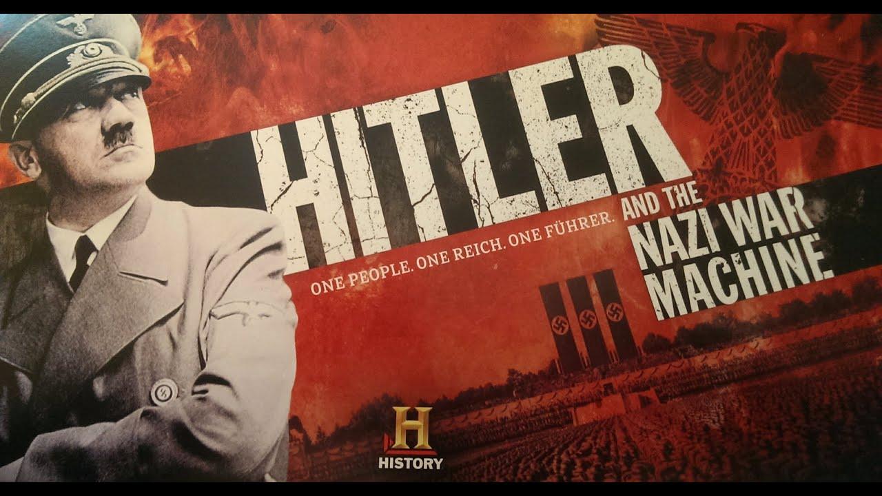 Hitler And The Nazi War Machine ... .......