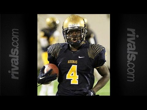 Rivals Spotlight: Phillip Dorsett - high school clips