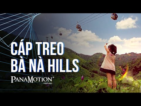 TVC Quảng cáo dịch vụ cáp treo Bà Nà Hills