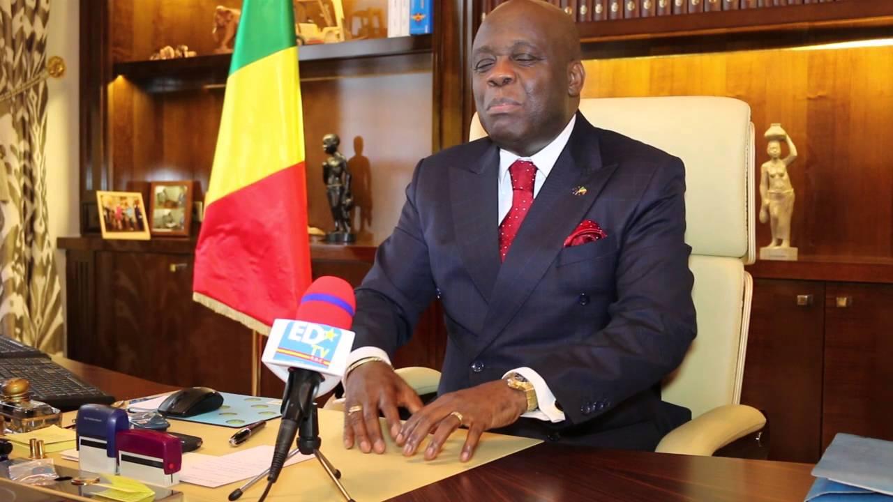 ACP: LE NOUVEAU PRESIDENT REPOND AUX QUESTIONS DE RESEAU DES MEDIAS CONGOLAIS.