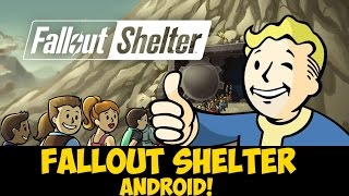 Fallout Shelter Android - Начало