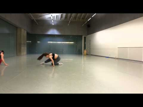 Trinity laban sweet dreams by Beyoncé dance