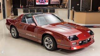 Repeat youtube video 1986 Chevrolet Camaro IROC Z28 For Sale