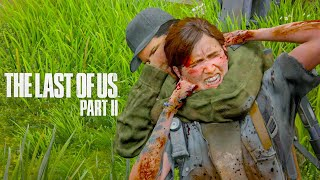 THE LAST OF US 2 - Brutal & Epic Combat Vol. 1 [Cinematic Gameplay]