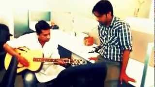 Tum Hi Ho Aashiqui 2 and Chand mera dil chandni ho tum ...Guitar Chords Unplugged