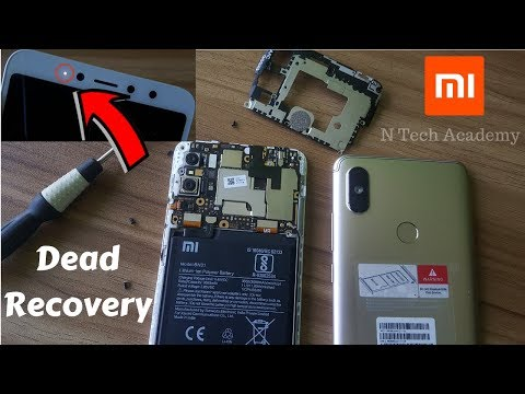 Any Mi (Xiaomi) Mobile Dead Boot Recovery   Mi Dead Solution
