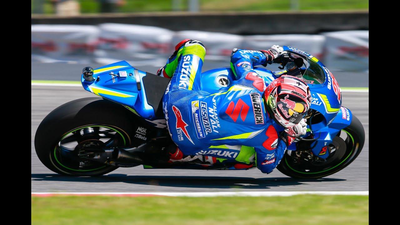 2016 #ItalianGP - Suzuki in action - YouTube