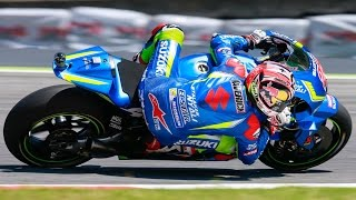 2016 #ItalianGP - Suzuki in action(Check out all of the best Suzuki action from the Mugello. --------------------------------------------------------- Subscribe to MotoGP on YouTube: http://goo.gl/IV00s Visit ..., 2016-05-26T11:27:51.000Z)