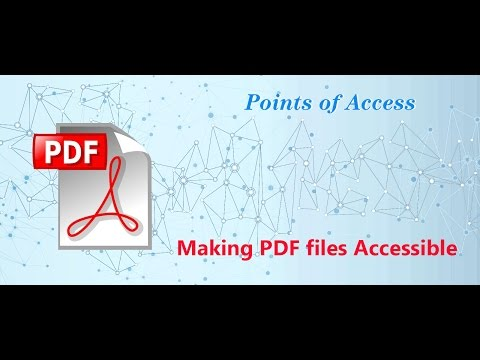 Adobe Acrobat Pro - Introduction to OCR and Searchable PDFs
