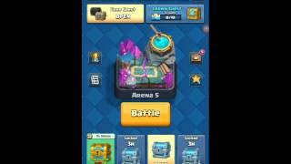 main clash royale 4 challenge lawan adek ( turun arena tapi maaf gk diceritain)
