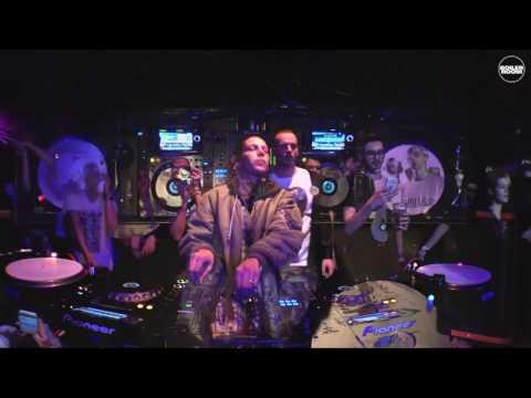 AZF Boiler Room Paris DJ set