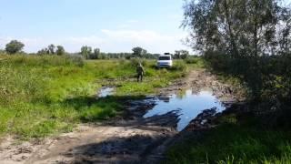 Тест драйв :Honda s-mx против грязи.mp4