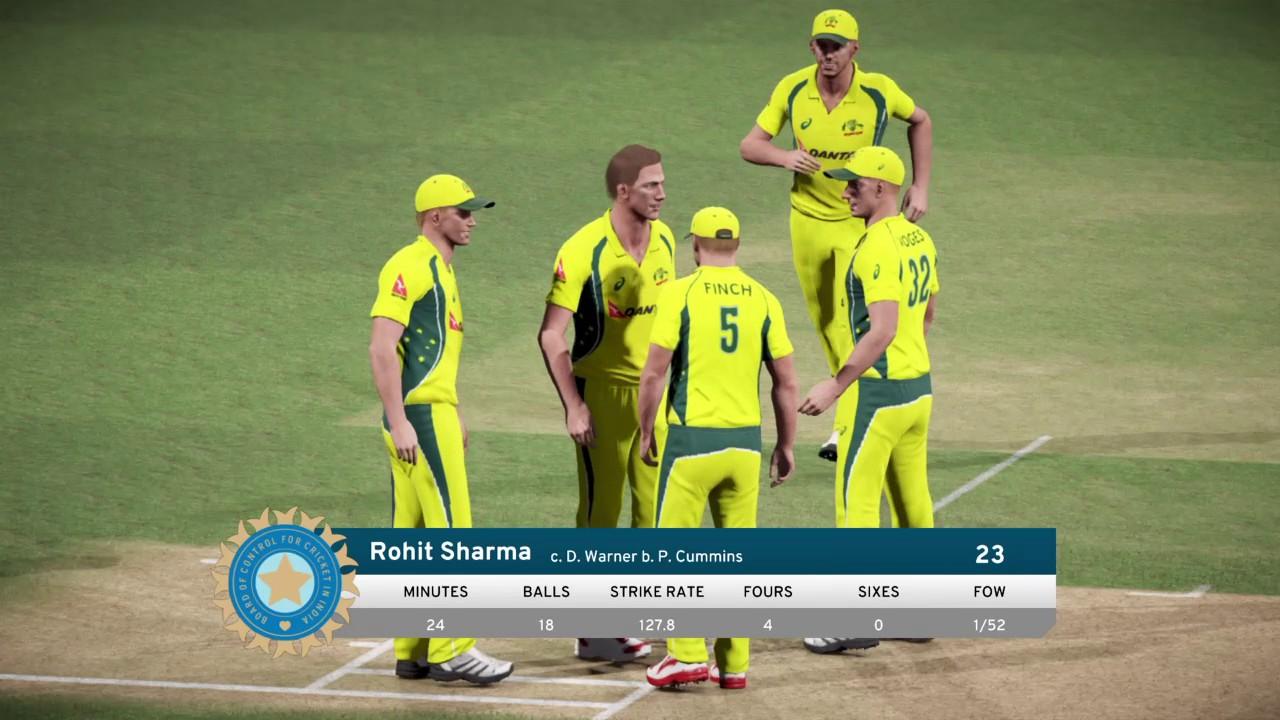 Don Bradman Cricket 17 - World Premiere Gameplay - YouTube