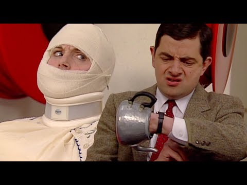 Hospital BEAN | Funny Clips | Mr Bean Official