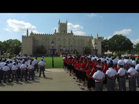 Georgia Military College's 138th Corps of Cadets Video Montage