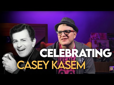 A Tribute To The Father Of The American Top 40 Casey Kasem | POP FIX | Professor Of Rock