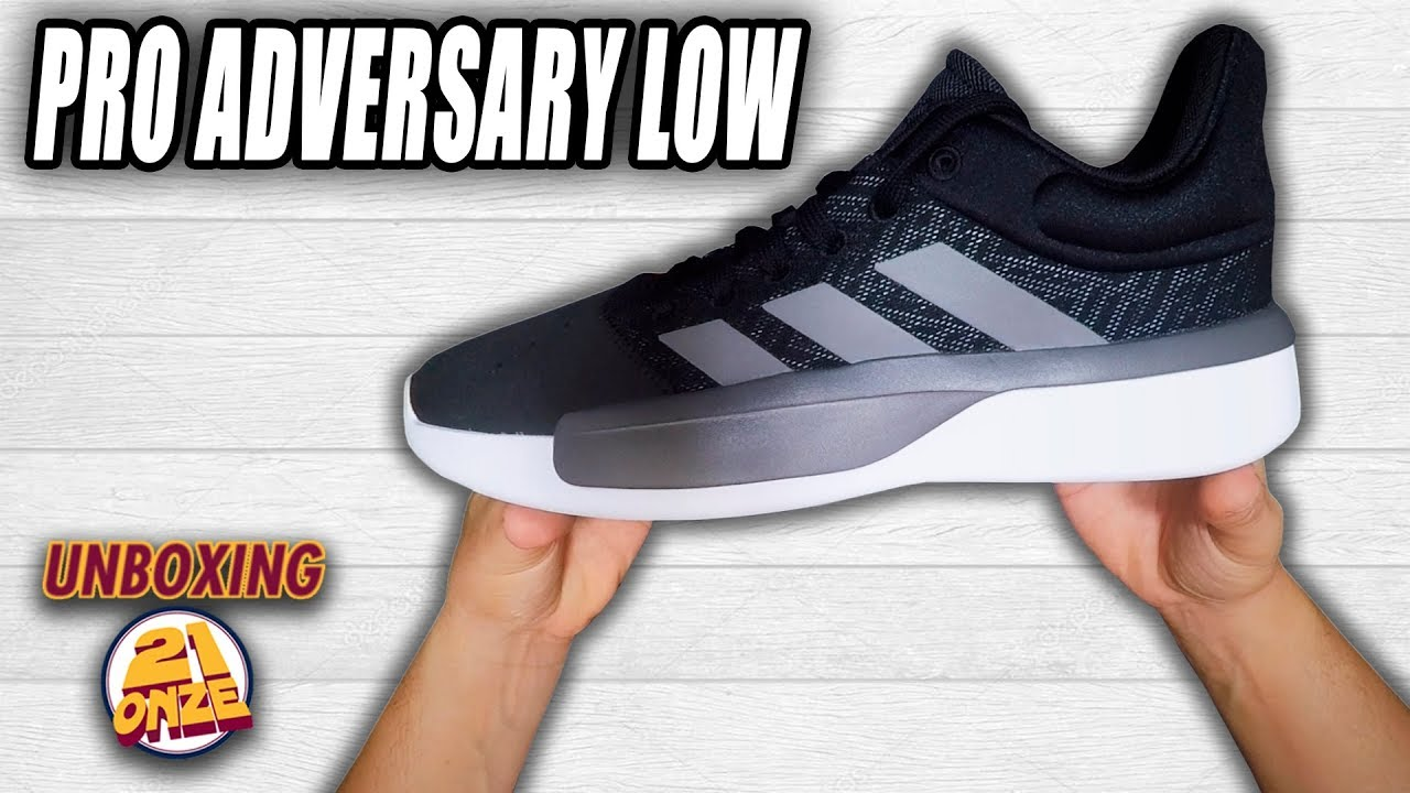 Unboxing Adidas PRO ADVERSARY LOW 2019