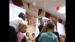 Праздник пап в детском саду №18