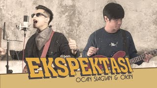 Gambar cover Ocan Siagian feat. Okin - Ekspektasi (Official Music Video)