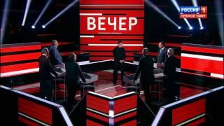 Митинги в России и Белоруссии. Вечер с Владимиром Соловьевым от 28.03.17