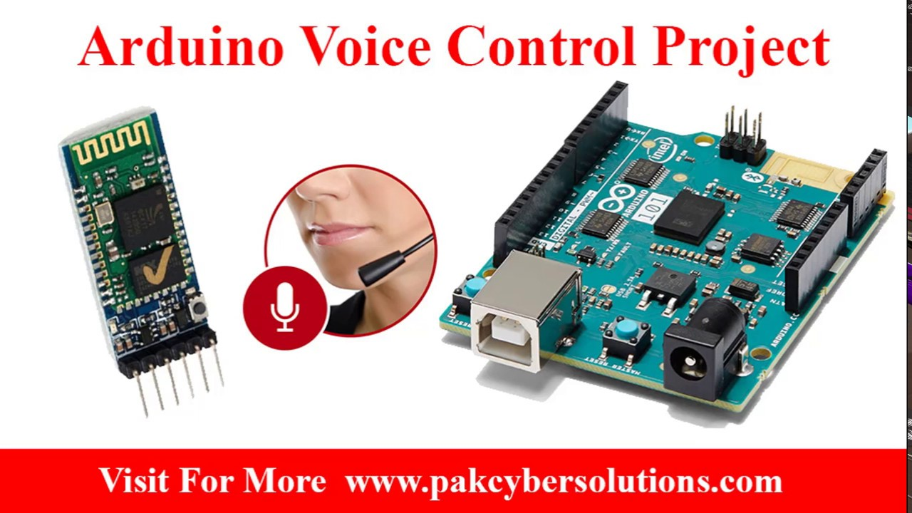 Arduino Tutorial Arduino control arduino voice recognition with Android  voice command via Bluetooth