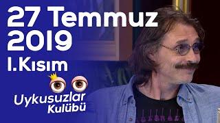 Erdal Beşikçioğlu - Okan Bayülgen ile Uykusuzlar Kulübü | 27 Temmuz 2019 Bölüm -1 Behzat Ç.