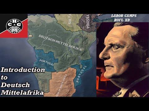 Kaiserreich Guides - Introduction to Deutsch-Mittelafrika