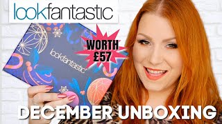 *SPOILER* LOOK FANTASTIC DECEMBER BEAUTY SUBSCRIPTION UNBOXING + FREE BOX OFFER