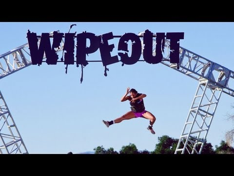 ABC's WIPEOUT: The Biggest Balls on Television!