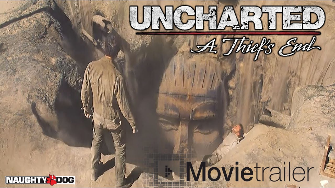 uncharted movie trailer 2020
